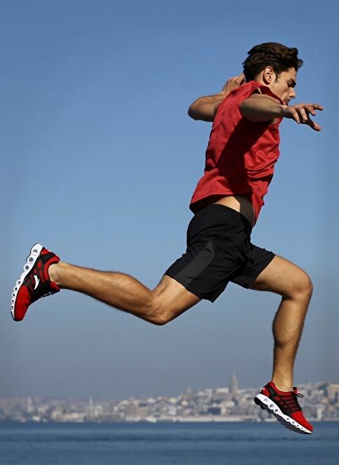 Anta Koşu Ayakkabısı Kırmızı